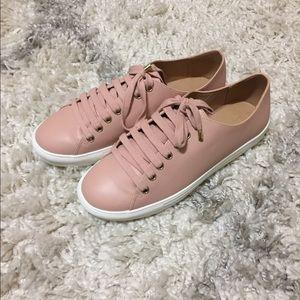 BRAND NEW - Loft blush pink sneakers